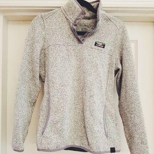 L.L. Bean Jackets & Coats - S LL Bean Fleece